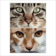 Набір для вишивання ''Кішки Тесс + Сімба