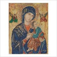 Набор для вышивания ''Икона Божьей Матери Неустанной Помощи
