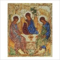 Набор для вышивания ''Святая Троица