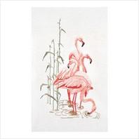 """Набор для вышивания ''Фламинго"""""""
