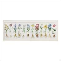 """Набор для вышивания ''Весенние цветы"""""""