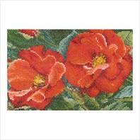 """Набор для вышивания ''Красные розы"""""""
