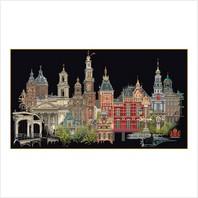 """Набор для вышивания ''Амстердам"""""""