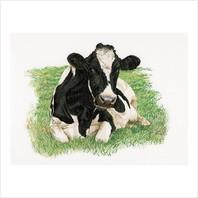 """Набор для вышивания ''Корова"""""""