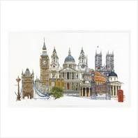 """Набор для вышивания ''Лондон"""""""