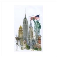 """Набор для вышивания ''Нью-Йорк"""""""