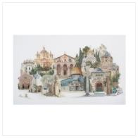 """Набор для вышивания ''Иерусалим"""""""