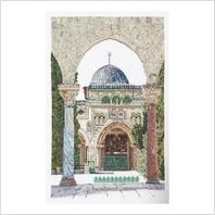 """Набор для вышивания ''Мечеть Аль-Акса"""""""