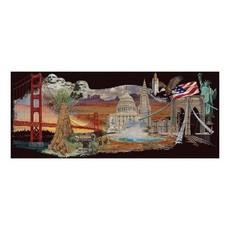 Набор для вышивания ''Соединенные Штаты Америки