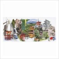 Набор для вышивания ''Япония