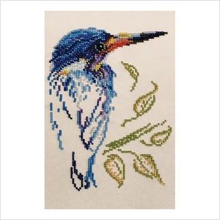 Птах - Т-1316 - ВДВ - Схема для вишивки бісером - Животные