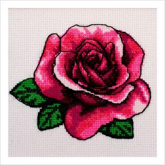"""Набор для вышивания ''Роза"""""""