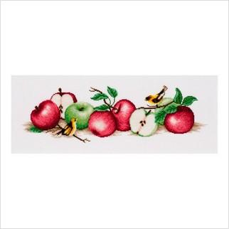 """Набор для вышивания ''Яблочный бум"""""""