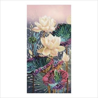 Лотос - ТН-1311 - ВДВ - Набір для вишивки бісером - Квіти