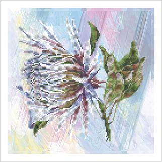 Протея - ТН-1314 - ВДВ - Набір для вишивки бісером - Квіти