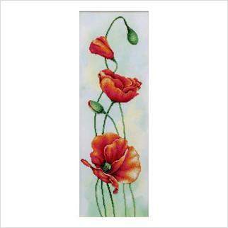 Акварельна ніжність - ТН-1324 - ВДВ - Набір для вишивки бісером - Квіти