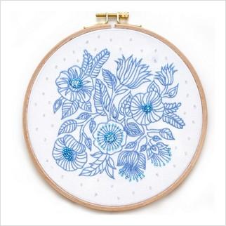 """Набор для вышивания ''Цветы"""""""