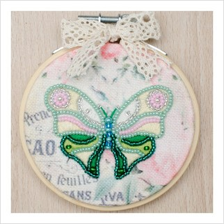 """Набор для вышивания ''Бабочка"""""""