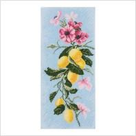 """Набор для вышивания ''Лимонная свежесть"""""""