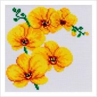Набор для вышивания ''Орхидея