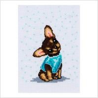 Набор для вышивания ''Собачка
