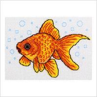 """Набор для вышивания ''Маленькая рыбка"""""""