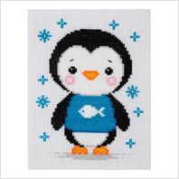"""Набор для вышивания ''Пингвин"""""""