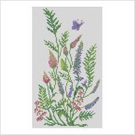 Набір для вишивання ''Луговий цвіт