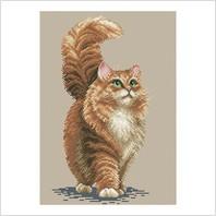 Набір для вишивання ''Кіт