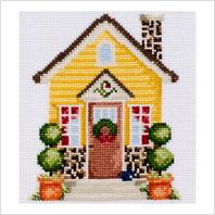 Набор для вышивания ''Солнечный домик