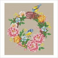Набор для вышивания ''Цветочное благоухание