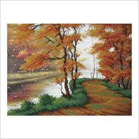 """Набор для вышивания ''Осень"""""""