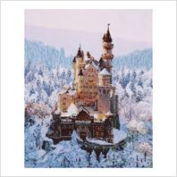 """Набор для вышивания """"Сказочный замок"""""""
