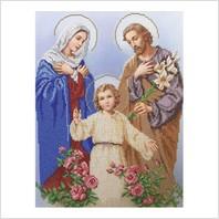 """Набор для вышивания """"Святое семейство"""""""
