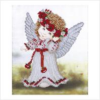 """Набор для вышивания """"Ангелочек украиночка"""""""
