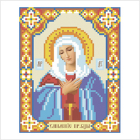 """Набор для вышивания ''Богородица Умиление"""""""