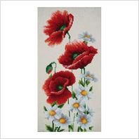 """Набор для вышивания """"Полевые цветы"""""""