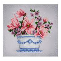 """Набор для вышивания """"Цветочный этюд"""""""