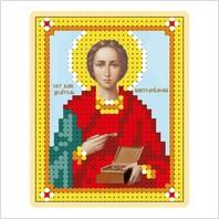 """Набор для вышивания """"Св. великомученик и целитель Пантелеймон"""""""