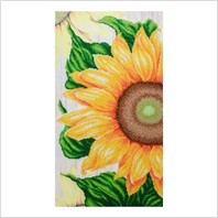 "Набор для вышивания ""Цветок солнца"""