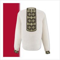 Набор текстиля мужской сорочки-вышиванки (размер 44-56)