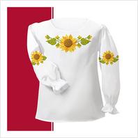 Набор текстиля сорочки-вышиванки для девочки (размер 30-34)