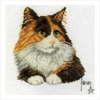 """Набор для вышивания ''Кот"""""""