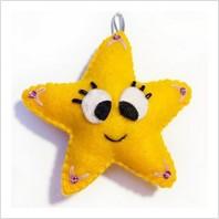 Набор с фетром ''Морская звезда