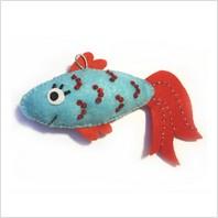 Набор с фетром ''Рыбка