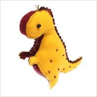Набор с фетром ''Динозаврик Рекси