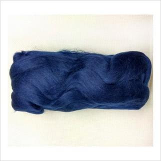 Шерсть для валяния, цвет джинс