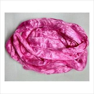 Вискоза для валяния, цвет светло-розовый