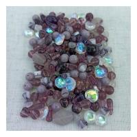Мікс намистин Lavender 0020