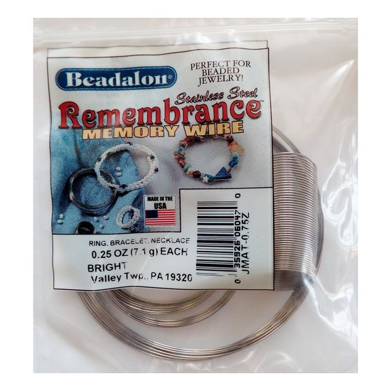 Проволока-основа с памятью Ø 0.62 мм (металлический)